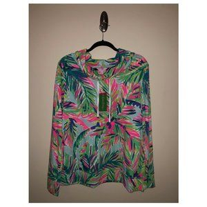 Lilly Pulitzer Hillary Pullover - Island Time